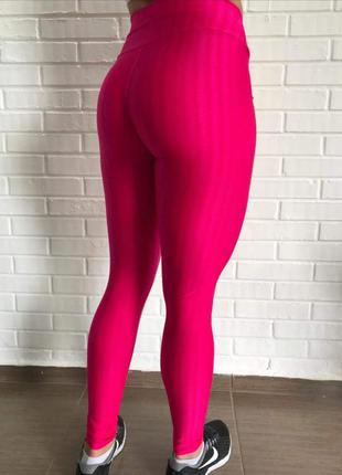 Calça legging cirrê 3d metalizada rosa new zig #blackfriday