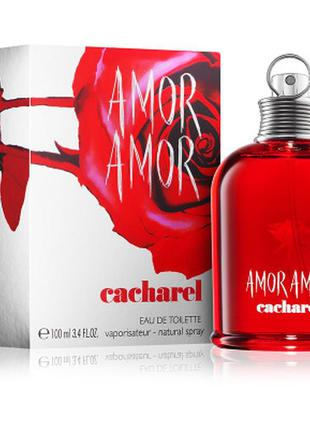 Amor amor cacharel feminino 100ml