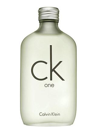 Ck one calvin klein -feminino 100ml