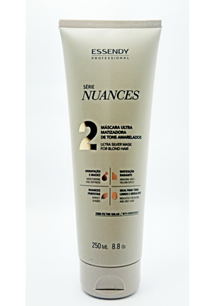 Máscara essendy professional nuances 250ml