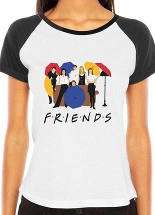 Camiseta feminina - friends