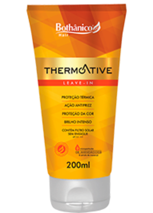 Leave in thermoative bothanico hair 200ml