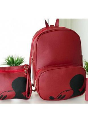 Mochila do mickey