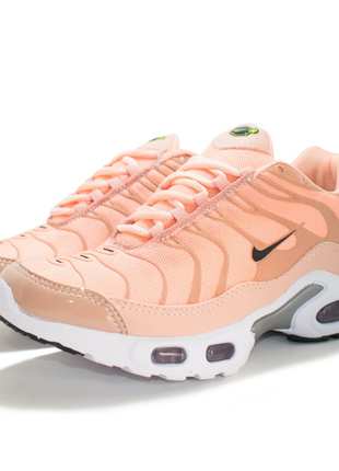Nike air max plus premium rose