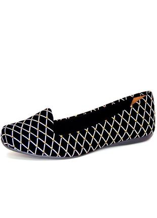 Slipper infinity shoes bico quadrado preto
