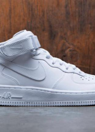 Nike air force 1 cano alto
